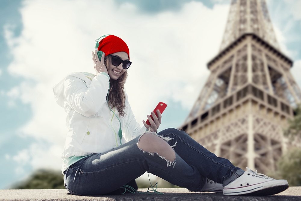 French Video Audio Lessons - Blogger